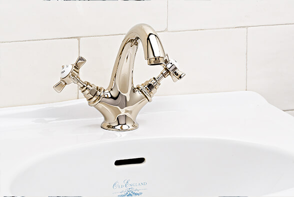 Nostalgische badkamerkraan kopen sanitairkranen voor elke